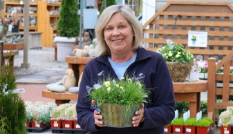 Linda Carlson – Garden Center Office Manager