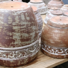 Mid-Atlantic Glazed Stoneware